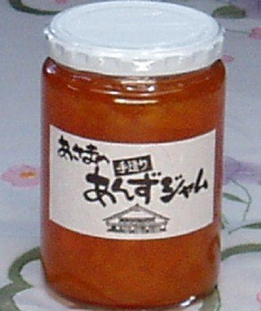 軽井沢あさまの信州特産あんずジャム大瓶